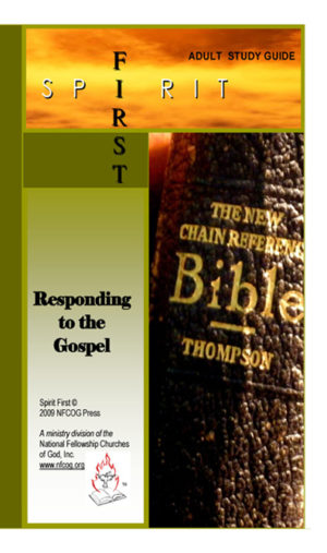 Responding to the Gospel