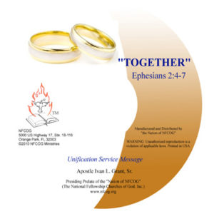 "Unification Service: ""Together"""