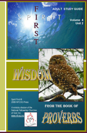 Wisdom from the Book of Proverbs