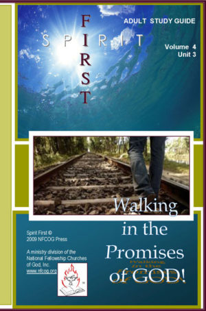 Walking in the Promises of God