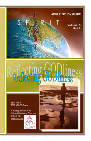 Reflecting GODliness