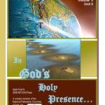 In God's Holy Presence...
